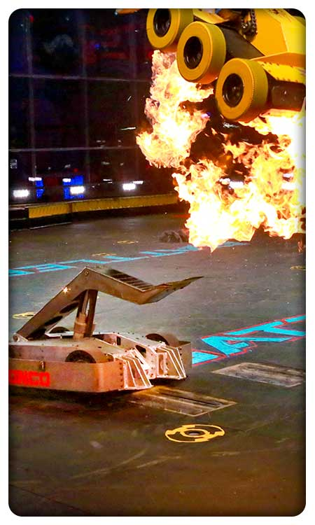 BattleBots Rules