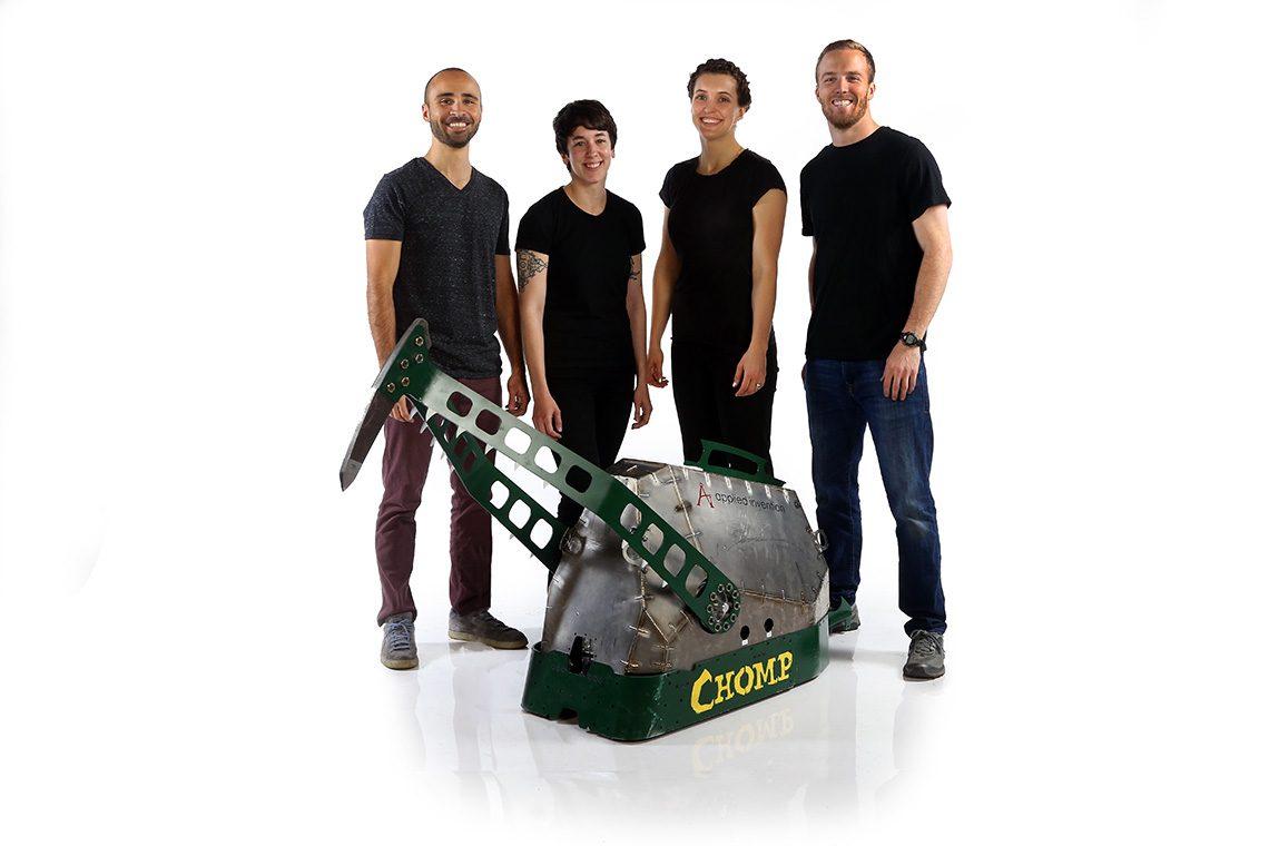 Chomp (2018) – BattleBots